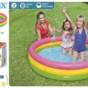 PISCINA HINCHABLE 3 AROS SUNSET 147X33CM 275 L – 6941057454221