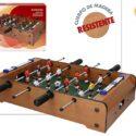 FUTBOLIN MADERA 51X30X11 CM – CB GAMES – 8412842285132