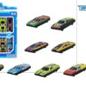SET 8 COCHES METAL – SPEED & GO +3A – 8412842376106