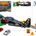 SET VEHICULOS METAL – TRUCKING WORLD – 8412842449947
