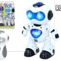 ROBOT CON MANDO A DISTANCIA POR INFRARROJOS – 8412842491939