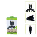 CABLE HDMI 3M, CB-181- 8433772196015